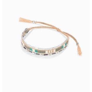 NIB Stella & Dot Frieze Layered Bracelet